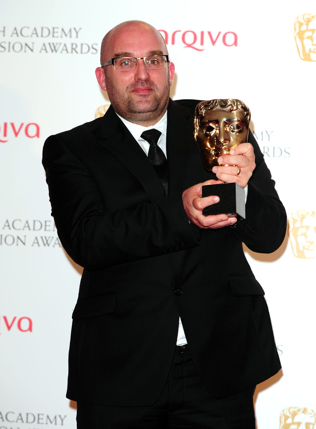 Showbiz: The Arqiva British Academy Television Awards 2012 - Winners