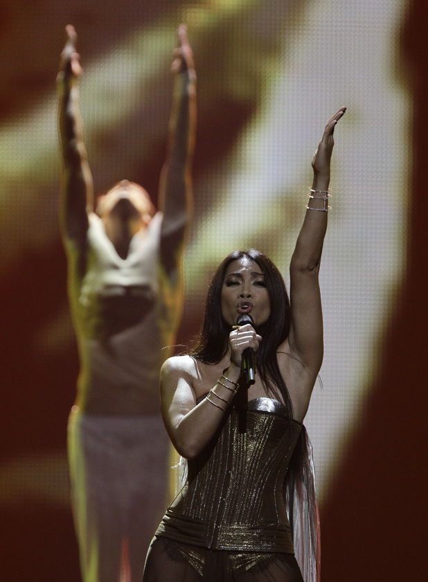 Eurovision Song Contest 2012: France's Anggun