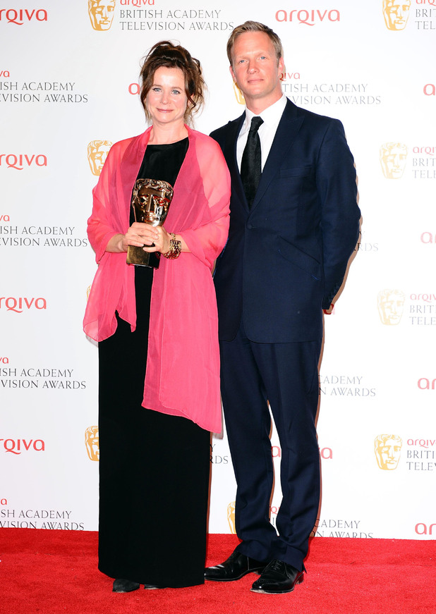 Emily Watson and Rupert Penry-Jones