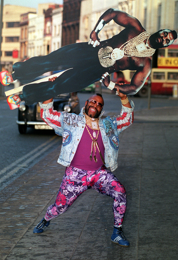 Mr T in Liverpool