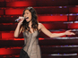 "Jessica Sanchez says she is ""just trying to have fun"" in the American Idol final."