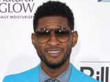 Usher arriving at the 2012 Billboard Awards at the MGM Grand, Las Vegas