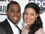 Jason Derulo and Jordin Sparks arriving at the 2012 Billboard Awards at the MGM Grand, Las Vegas