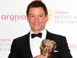 Winner of leading actor Dominic West at the Arqiva British Academy Television Awards 2012 at the Royal Festival Hall, London.
