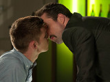 Ste and Brendan get close again.