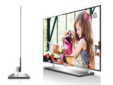 LG ultra-slim 55-inch OLED TV