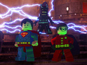 Superman, Green Lantern and more join Batman in this LEGO sequel.
