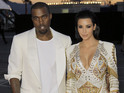 "Kim Kardashian says she and Kanye West always felt ""an attraction""."
