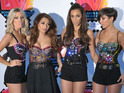 Frankie Sandford says that she would love to see Girls Aloud again.