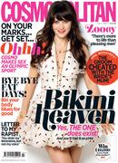 Cosmopolitan July 2012 cover