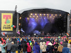 T in the Park granted late licence to play until 1am