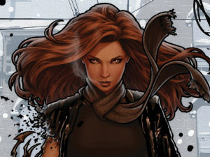 'Witchblade: Rebirth' artwork