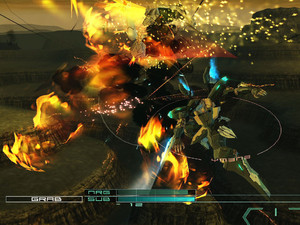 &#39;Zone Of The Enders HD&#39; screenshot