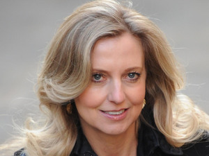 Sunday Mirror editor Tina Weaver