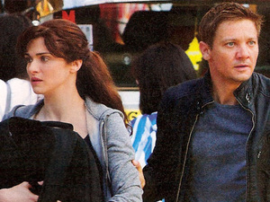 Rachel Weisz Alongside Jeremy Renner In &#39;The Bourne Legacy&#39;
