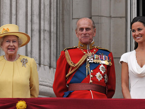 The Queen, Prince Philip, Pippa Middleton
