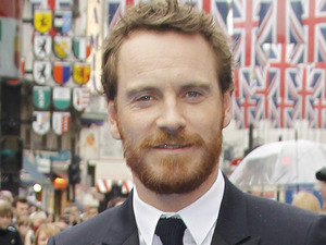 Michael Fassbender arrives at the world premiere of &#39;Prometheus&#39;, held at the Empire, Leicester Square, London