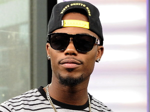 Musician B.O.B. a.k.a. Bobby Ray Simmons Jr appears on MuchMusic's New Music Live show in Toronto, Canada