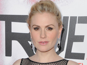 Actress Anna Paquin arriving for the Los Angeles premiere for the fifth season of HBO&#39;s &#39;True Blood&#39;