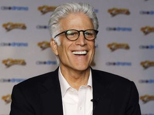 Ted Danson at the 'Cheers' Launch Party in London.
