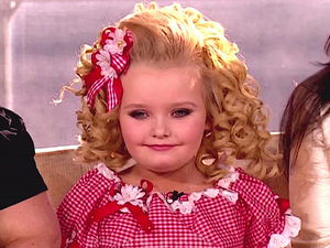 Alana Thompson aka Honey Boo Boo from &#39;Toddlers and Tiaras&#39;