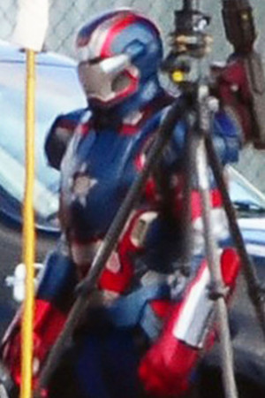Iron Patriot Coldblood