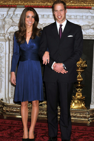 Kate Middleton, Prince William announce their engagement,