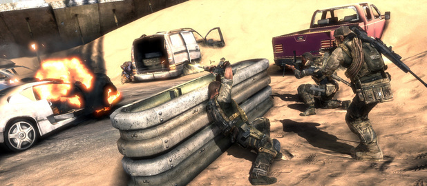 &#39;Spec Ops: The Line&#39; screenshot