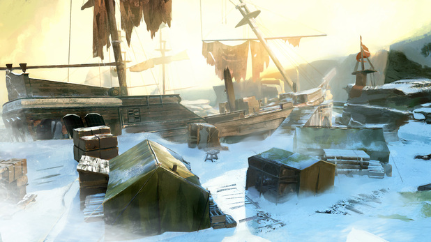 Assassin's Creed 3 E3 images