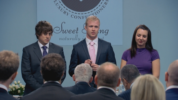 The Apprentice Episode 11
