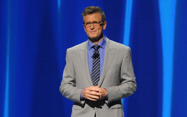 Fox entertainment president Kevin Reilly at the network's upfronts in 2012
