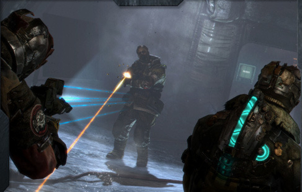 Leaked screenshots of 'Dead Space 3'
