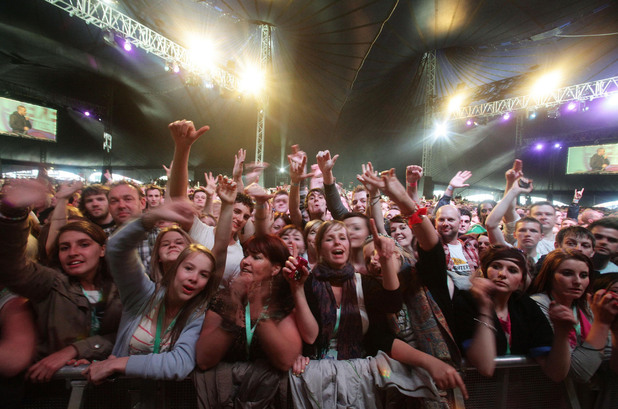 The 15 best summer festivals for 2012