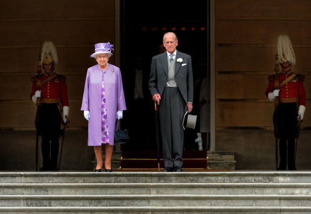 The Queen, Prince Philip