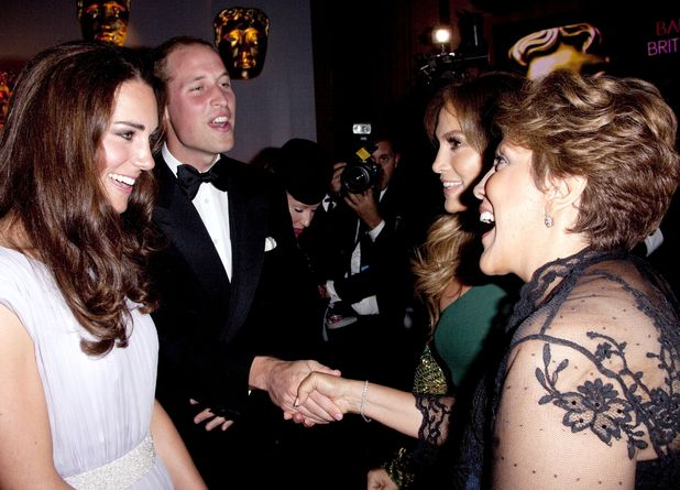 Duchess of Cambridge, Prince William, Jennifer Lopez, Guadalupe Rodriguez