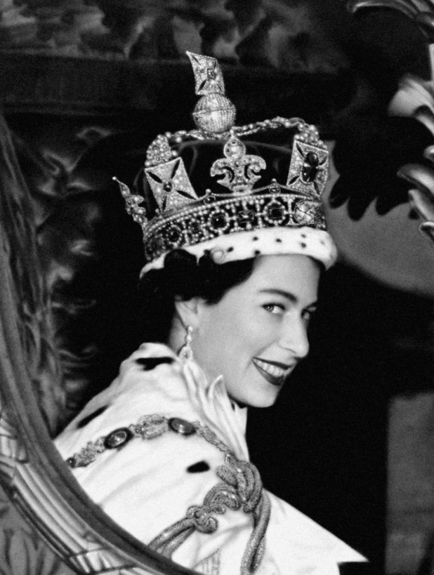 Queen Elizabeth II, Coronation