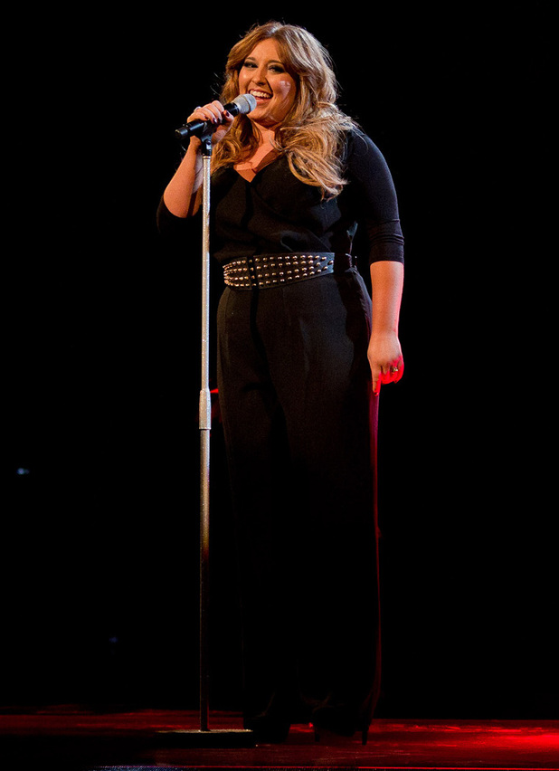 The Voice UK Live Final:  Leanne Mitchell