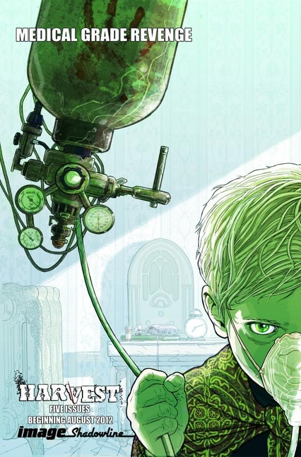 Image Comics 'Harvest' teaser 1
