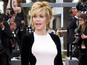 Jane Fonda is following in footsteps of father Henry Fonda by earning the award.