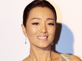 Chinese actress Gong Li 