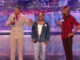 Nick Cannon NBC's 'America's Got Talent' Season 7, Episode 6 Auditions continue in St. Louis USA - 29.05.12