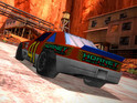 Daytona USA's iconic Hornet car is coming to Ridge Racer Vita.