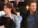 Jeremy Renner leaps to Rachel Weisz's rescue in the first clip from The Bourne Legacy.