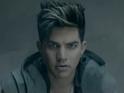 Adam Lambert appears in a futuristic medical facility in the new promo clip.