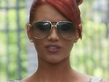 Childs responds to Lucy Mecklenburgh's claim that the TOWIE cast don't want her back.