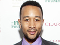 John Legend on the red carpet for the 2012 Clarins Million Meals Concert for FEED at the Lincoln Center, New York