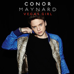 Conor Maynard 'Vegas Girl' artwork.