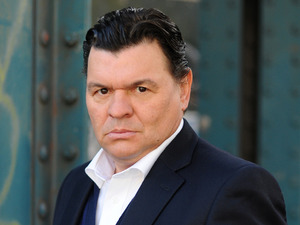 Jamie Foreman as Derek Branning in EastEnders