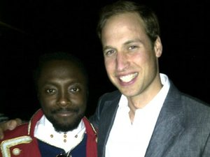 Prince William, Will.I.Am