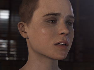 'Beyond: Two Souls' E3 screenshot